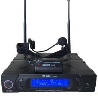 מדונה אלחוטית X4000-PRO מבית TRX AUDIO