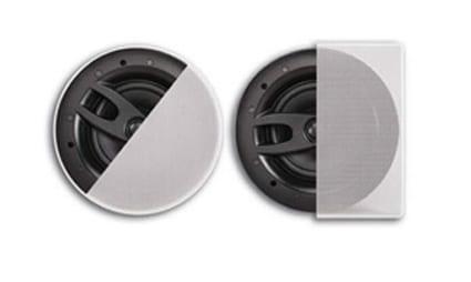 סט זוג רמקולים שקוע קיר Omega Audio OW62