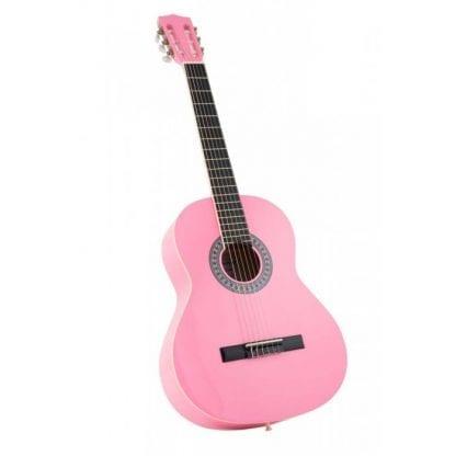 גיטרה קלאסית Belmonti m831 PINK