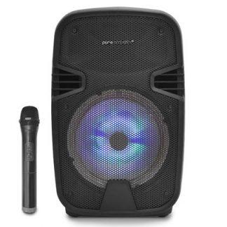 בידורית קריוקי Pure Acoustics LX80