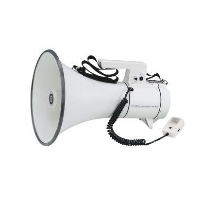 מגפון מקצועי ProXtone 120W כולל הקלטה