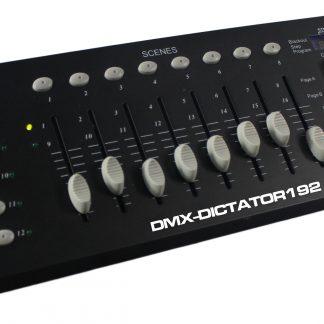 מיקסר תאורה DMX-192