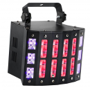 פנס סטר לייט (כולל אולטרא) LED Strobe/UV Light