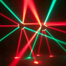 פנס ספיידר 9 Eyes Pixel Spider Led Beam Moving