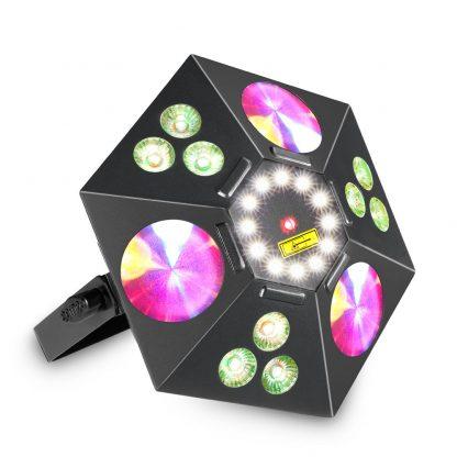 """פנס אפקט """"סטאר לייט"""" 5-in-1 LED Effect Ligh"""