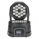 פנס מובינג 7pcs*10W LED Moving Head Light