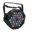 תומאס לד RGB 36*3W Aluminum LED  Par Light