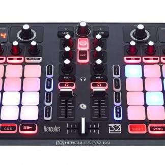 קונטרולר רפידות P32 DJ מבית Hercules DJ