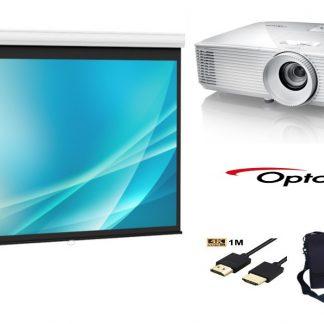 חבילת הקרנה Optoma HD-27